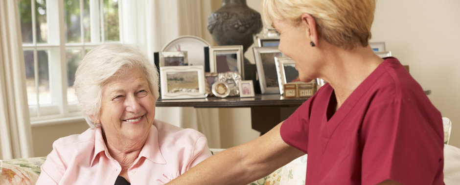 Caregiver Role Coalville & Loughborough Banner Image