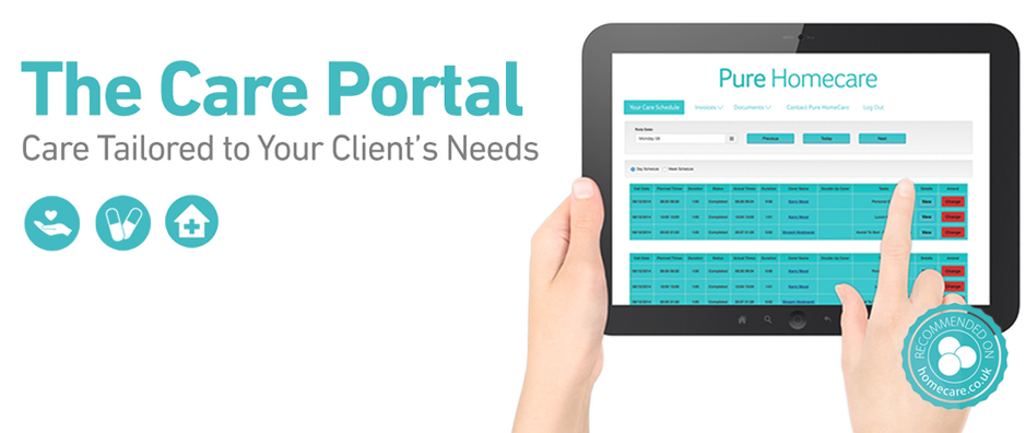 the care portal case study